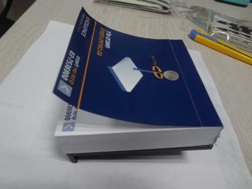 Promotional gifts memo pads notebook