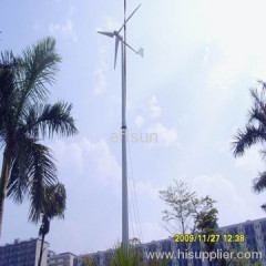 China wind generator Manufacturer - ShenZhen Effsun Wind