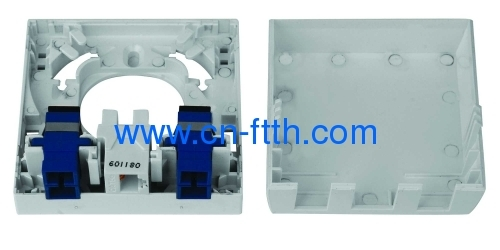 Fiber Optic Surface Mounting Box