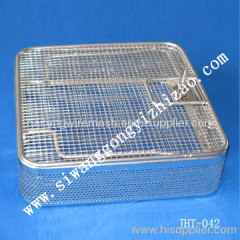 Stainless steel nets basket