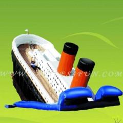 inflatable waterslide,slip and slide