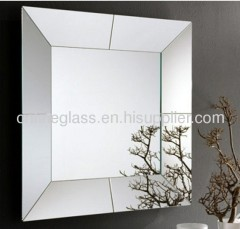 beveled wall mirrors
