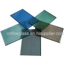 colored float glass tinted glass