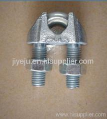 malleable steel wire rope fitting