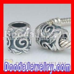 european silver charms and beads