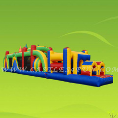 inflatables obstacle course,amusement parks for sale