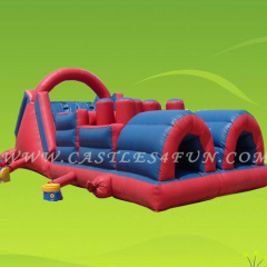 inflatable obstacle courses,amusement park for kid
