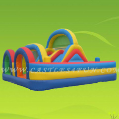 inflatable obstacle course,fun city