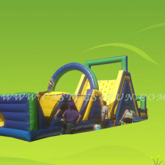 obstacle course jumper,amusement park