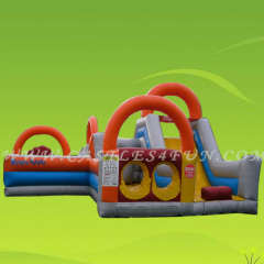 obstacle course bounce houses,amusement parks for childrens