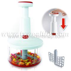 Twist Cut Manual Food Processor