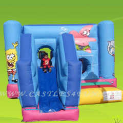 inflatable moonwalk,bouncy Castle
