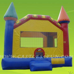 bouncer house,inflatable moonwalk