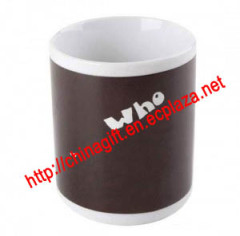 Mr.Thief Color Changing Ceramic Cup
