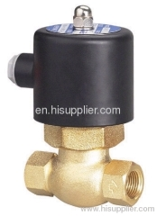 US Series Steam Solenoid Valve