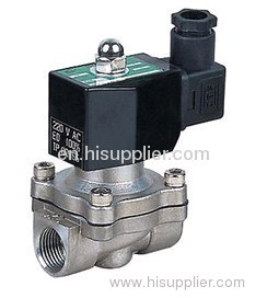 2WB Series Stainless Steel Fluid Solenoid valve
