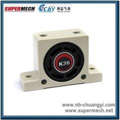 K Series Aluminum alloy Pneumatic Ball Vibrator