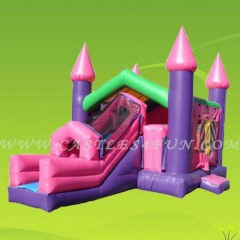 bounce round inflatable,bouncy houses for sale