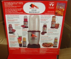 21 PCS JUICERS AS SEEN ON TV
