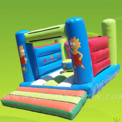 bounce round inflatables,bouncers for sale