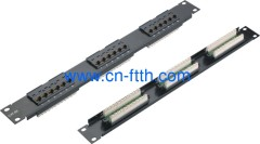 Cat.5e Patch Panel