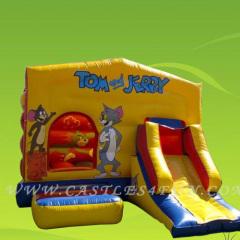 inflatable playhouse,moonwalks for sale
