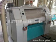 400Tons Buhler Flour Mill Plant