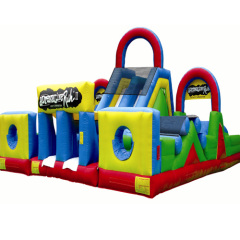 inflatable obstacles,obstacles course,jumping obstacles