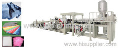 PP single layer and multi layers sheet production line