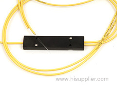 1X2 singlemode standard optical fiber splitter patch cord