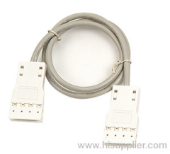 4pair to 4pair PATCH CORD