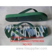 White Dove PVC/PE flip flop beach slipper