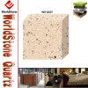 Durable and no deformation artificial quartz sheet
