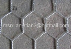 hexagonal wire mesh/ chicken mesh