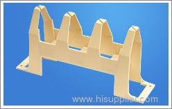 plastic cablemanagement with leg