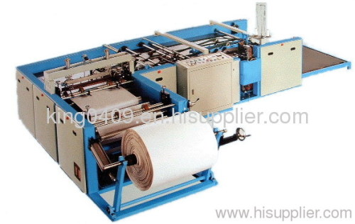 Automatic PP Bag Cutting and Sewing Machines