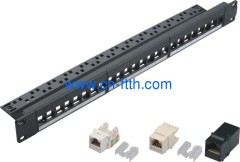 UTP Blank Patch Panel