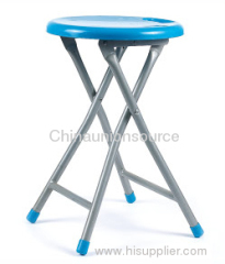 Stool With Plastic Cover