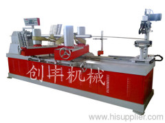 paper core/tube making machine