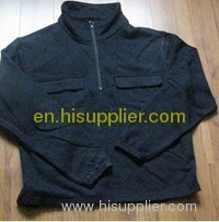 Acrylic polar fleece jacket