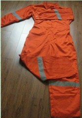 FR 100%cotton coverall