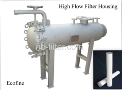 Stainess Steel High Flow Filter Hosuing