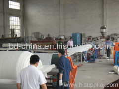 PE foam sheet production line