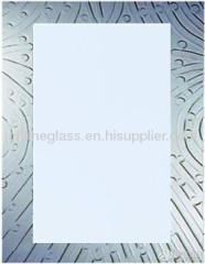 Mirrored Glass Sheet