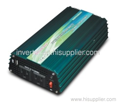 600W USB pure sine wave power inverter