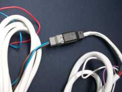 wire harness with connector sets