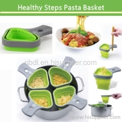 Healthy Steps Pasta Basket