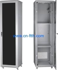 Gabinetes de servidor con puerta de cristal