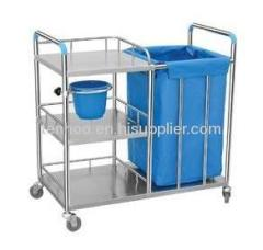 Laundry Trolleys with bags
