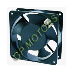 AC axial fan Fan W2S120 with plastic and metal Frame